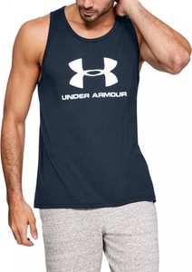 T-shirt Under Armour z bawełny