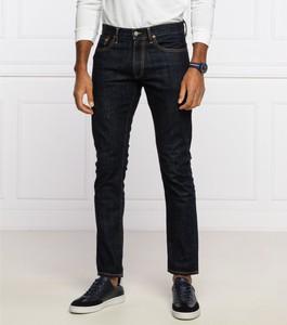 Czarne jeansy POLO RALPH LAUREN w street stylu