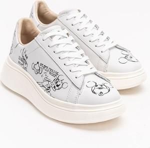 Buty sportowe Moa Concept sznurowane