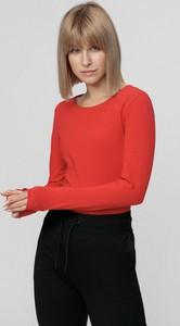 Bluzka 4F z bawełny w stylu casual