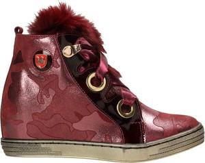 Sneakersy Darbut sznurowane