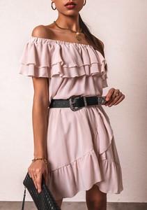 Sukienka Latika z krótkim rękawem