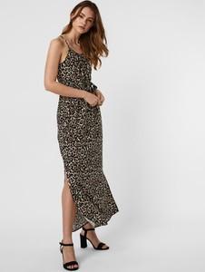 Sukienka Vero Moda na ramiączkach w stylu casual