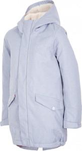 Niebieska kurtka dziecięca 4F z bawełny