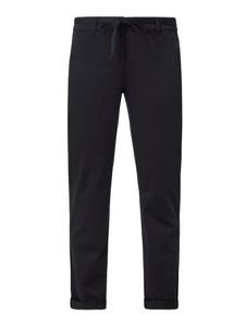 Granatowe spodnie Gerry Weber w stylu klasycznym
