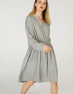 Sukienka Unisono z tkaniny mini