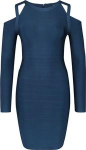 Sukienka Guess by Marciano dopasowana w stylu casual