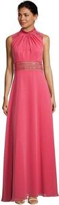 Różowa sukienka Vera Mont maxi