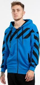Niebieska bluza BREEZY