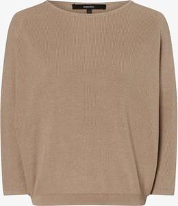 Brązowy sweter someday. w stylu casual