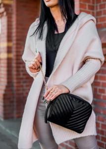 Sweter Fason z dzianiny w stylu casual