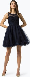 Niebieska sukienka Laona mini