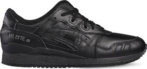 Buty sportowe Asics Lifestyle sznurowane w sportowym stylu z płaską podeszwą