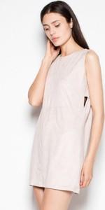 Sukienka Venaton z tkaniny mini