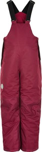 Czerwone spodnie dziecięce Color Kids dla chłopców
