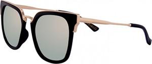 Czarne okulary damskie Clueless
