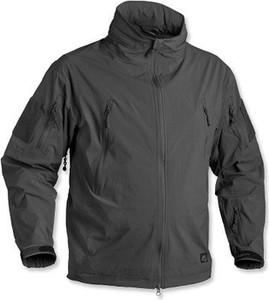 Czarna kurtka HELIKON-TEX w stylu casual z tkaniny
