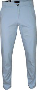 Niebieskie chinosy Verrs z tkaniny