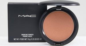 MAC Bronzing Powder - Refined Golden – Puder brązujący-Brązowy