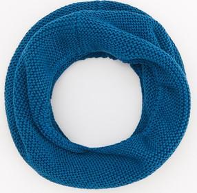 Niebieski szalik dziecięcy Reserved dla chłopców