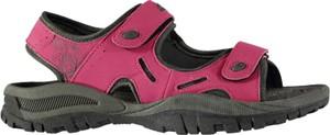 Różowe sandały Slazenger