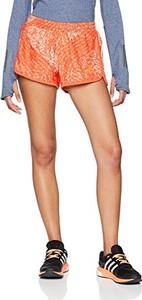 Pomarańczowe szorty Adidas