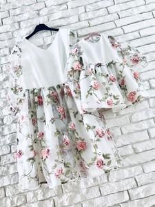 Sukienka dziewczęca La Perełka