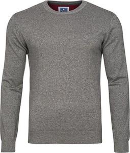 Sweter Redmond z okrągłym dekoltem