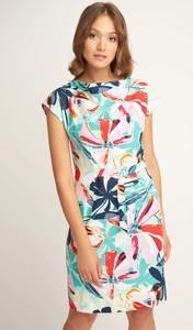 Sukienka QUIOSQUE w stylu casual