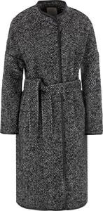 Płaszcz Pinko w stylu casual z wełny