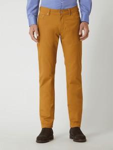 Spodnie Christian Berg z bawełny