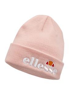 Różowa czapka Ellesse