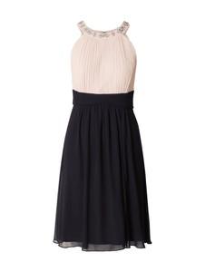 Sukienka Jake*s Cocktail bez rękawów z szyfonu midi