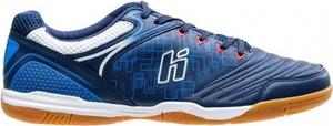 Niebieskie buty sportowe sklepiguana sznurowane