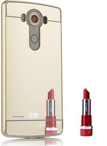 Etuistudio Mirror bumper case na LG G4 - Złoty
