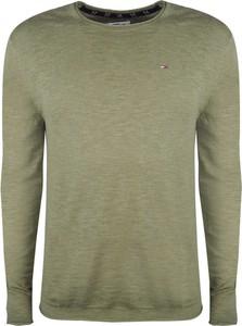 Zielony sweter Tommy Hilfiger