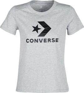 T-shirt Converse z krótkim rękawem w stylu casual