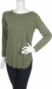 Zielona bluzka Chattawak w stylu casual