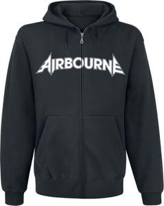 Czarna bluza Airbourne