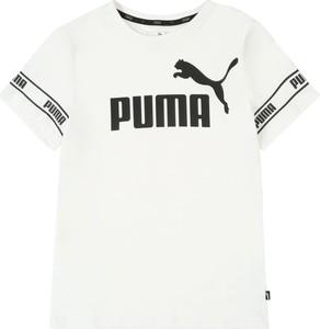 Koszulka dziecięca Puma z dżerseju