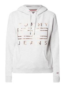 Bluza Tommy Jeans z jeansu