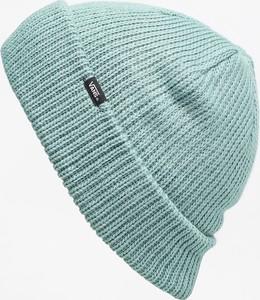 Miętowa czapka Vans