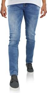 Jeansy merits.pl w street stylu z jeansu