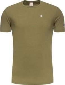 Zielony t-shirt Champion