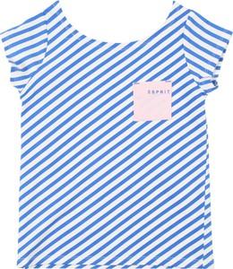 Bluzka dziecięca Esprit z bawełny