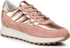 Buty sportowe Eva Longoria z płaską podeszwą
