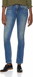 Jeansy amazon.de w młodzieżowym stylu z jeansu