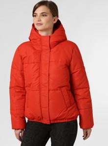 Czerwona kurtka Review w stylu casual krótka