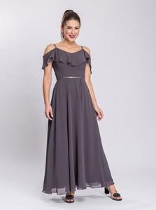 Sukienka Semper z dekoltem w kształcie litery v