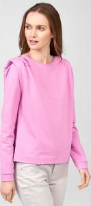 Różowy t-shirt ORSAY